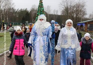 Рогачевский МКК подарил детям сказку