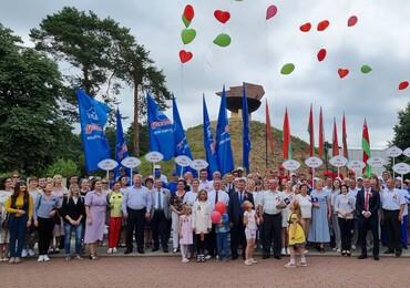 3  июля – значимый праздник для каждого гражданина Республики Беларусь
