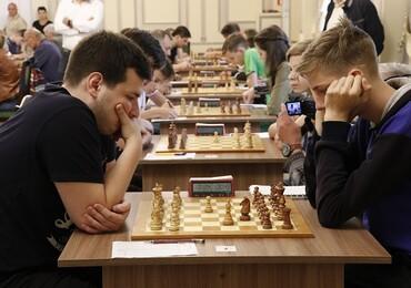 Шахматный чемпионат в центре культуры Рогачевского МКК